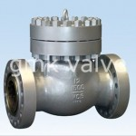Work characteristics swing check valves, product design structure, working principle and method of operation