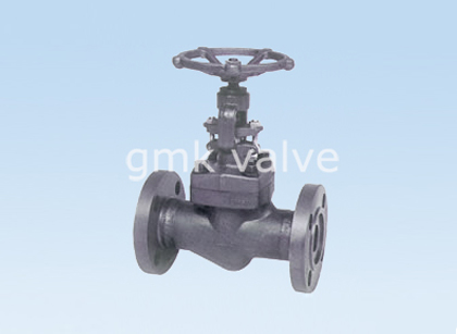 Forged Steel Flange Globe Valve