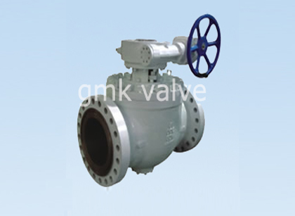 Top Entry Ball Valve